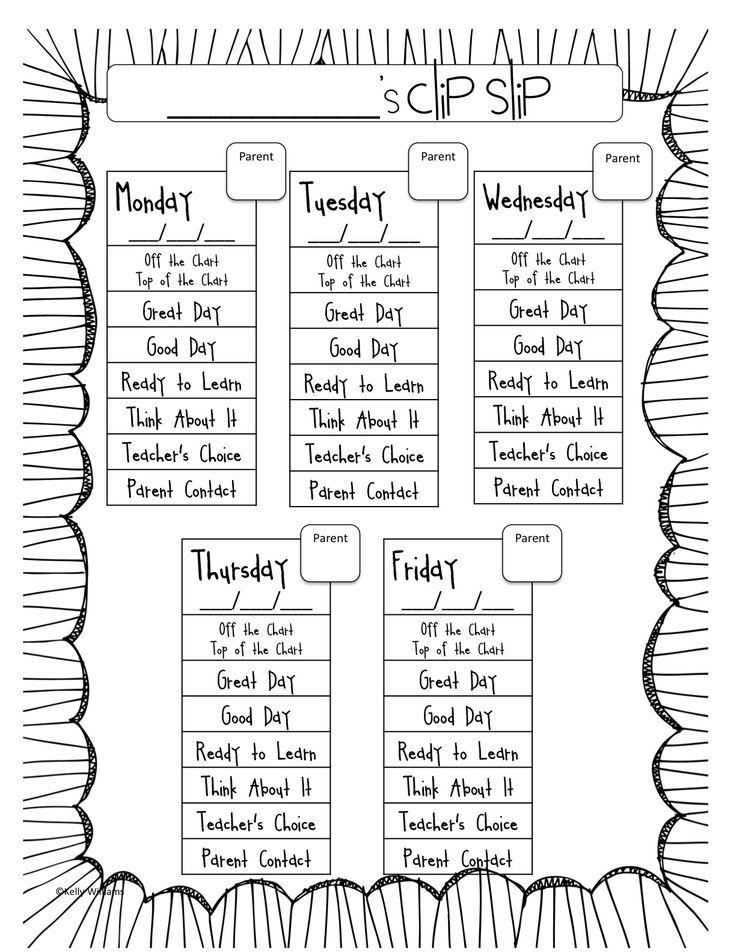 Sliding Into Second Grade: Classroom Management