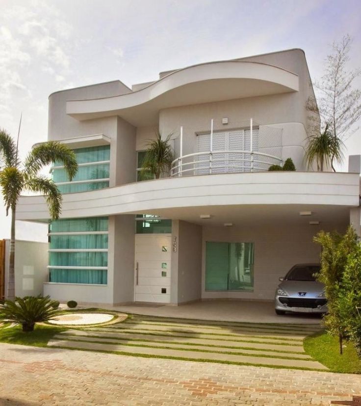 Depiction of Get Fresh Look With Best Exterior House Paint
