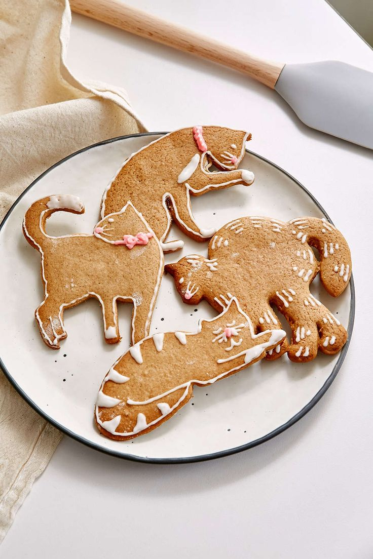 Gingercats Cookie Kit