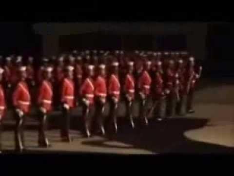Corpo de Fuzileiros Navais - Ordem Unida - Marinha de Guerra do Brasil