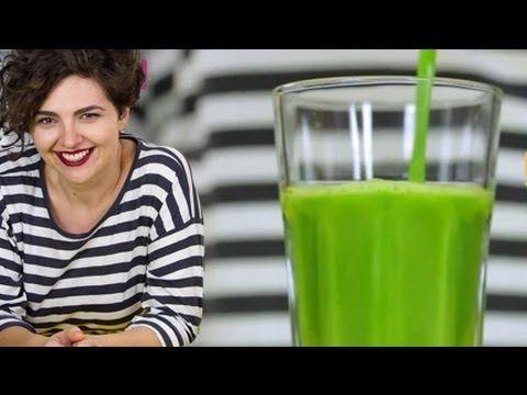 ▶ Centrifugati di frutta e verdura - Ricette light di Junk Good - YouTube
