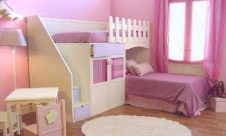 cama para ninas dos pisos - Google Search