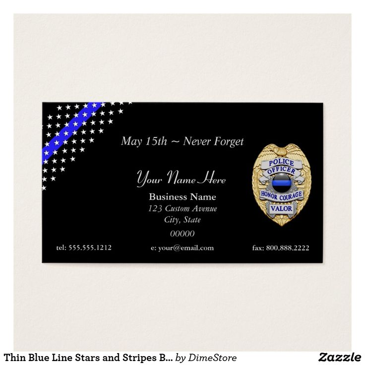 19 best Law Enforcement Private Investigator Business Cards images ...