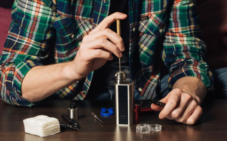 The Best Way To Clean Your Dry Herb Vaporizer Pen