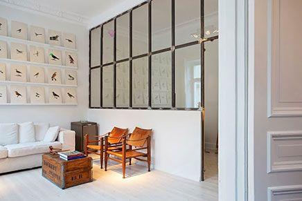 Perfecte verkoopstyling 1 kamer appartement