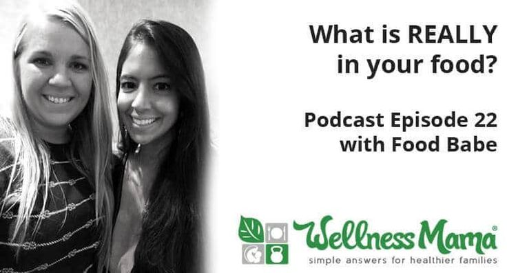 What is Really In Your Food with Vani Hari of Food Babe