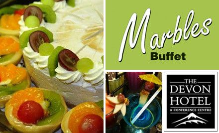 Marbles Buffet, New Plymouth