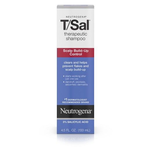 Treat scalp build-up with NEUTROGENA® T/SAL® Therapeutic Shampoo Scalp Build-Up Control. After just one use, this dermatologist-recommended treatment begins to clear crusty scalp build-up, while relieving itching and flaking associated with severe scalp conditions like scalp psoriasis or seborrheic dermatitis and even helps control the symptoms of common dandruff.This effective formula contains salicylic acid, a clinically proven active ingredient and this scalp treatme...