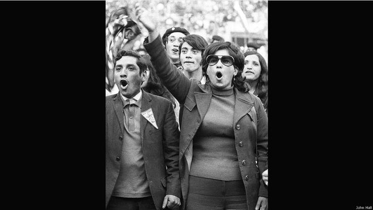 © John Hall, Chile 1971-73 - El golpe de estado chileno 1973