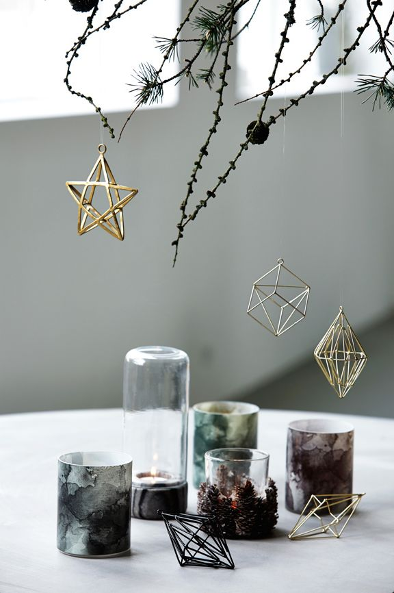 Scandinavische kerst in style... - Styling & Co. | kersthangers