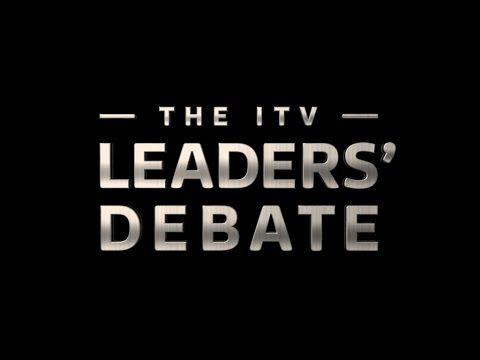 The ITV Leaders' Debate Live | UK Election 2015 | ITV News - YouTube
