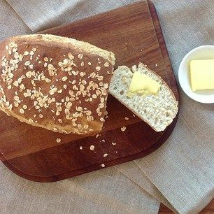 honey oat bread mixed in the bellini intelli kitchen master, using Thermomix recipe from Retromummy. BIKM