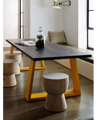 Dining table and stools by Mark Tuckey  Australia  Home FurnitureFurniture  DesignFurniture. 107 best Living Areas images on Pinterest   Lounge sofa  Bedroom
