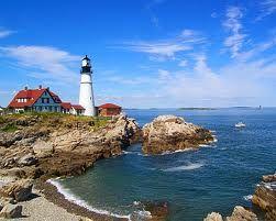 Nubble LighthouseEast Coast, Lights House, Dreams, New England, Portland Maine, Travel, Places, Maine Lighthouses, Light Houses