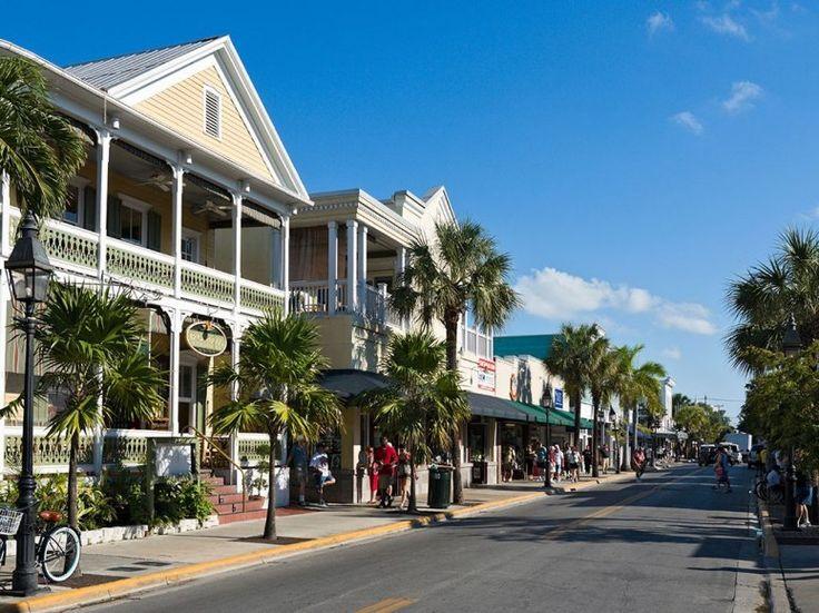 Key West is the 8th friendliest US city.