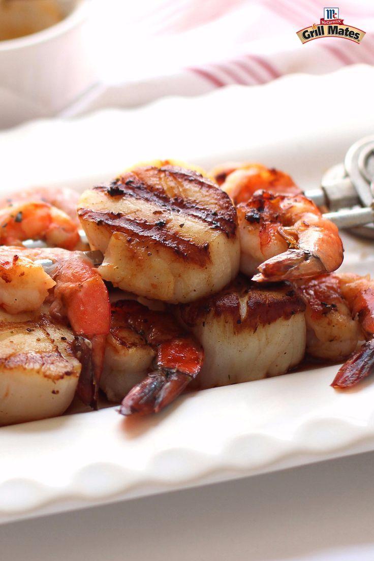 Easy shrimp shish kabob recipes