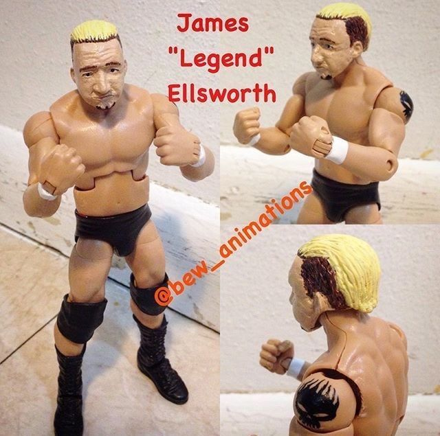 james ellsworth wwe custom figure - http://bestsellerlist.co.uk/james-ellsworth-wwe-custom-figure/