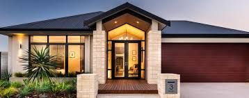 Image result for brick single story house facades