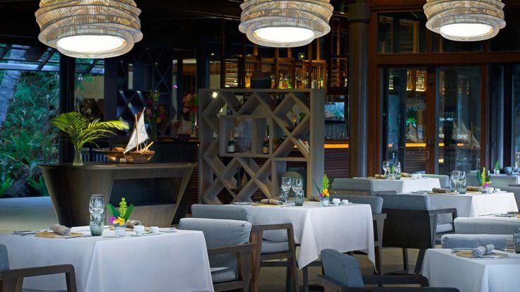 Le Meridien Ile Des Pins - restaurant