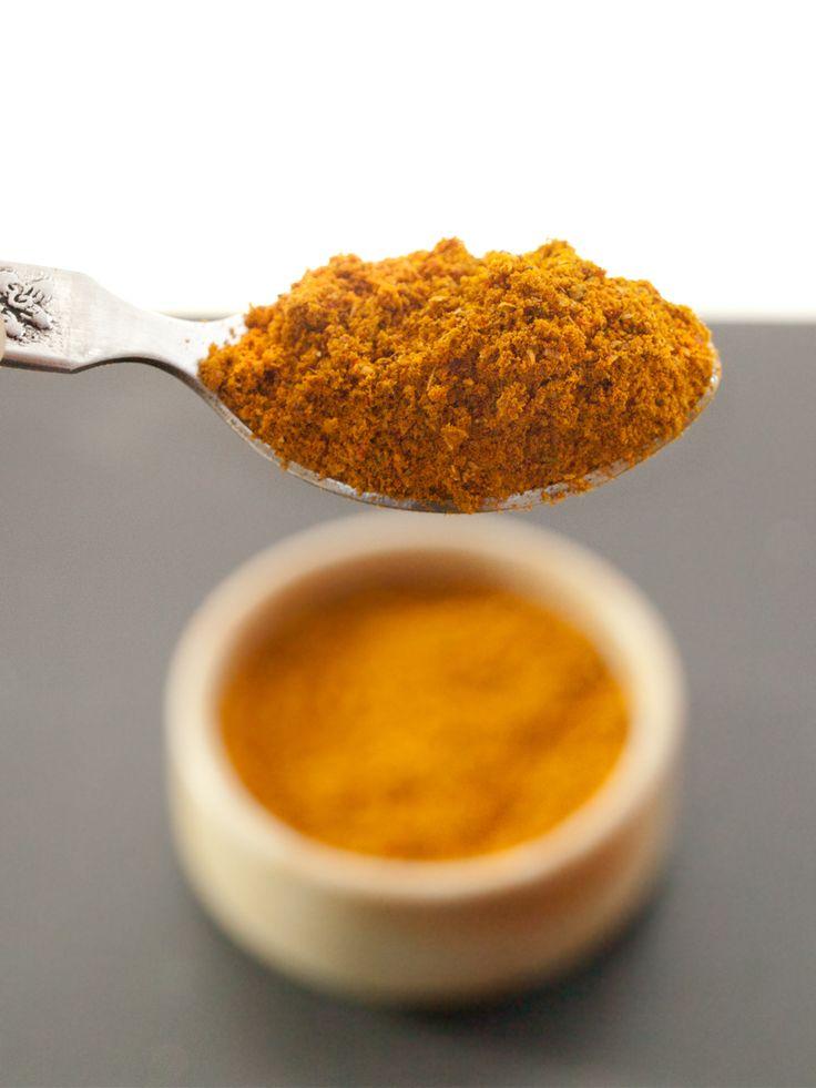 Homemade Madras Curry Powder Masala