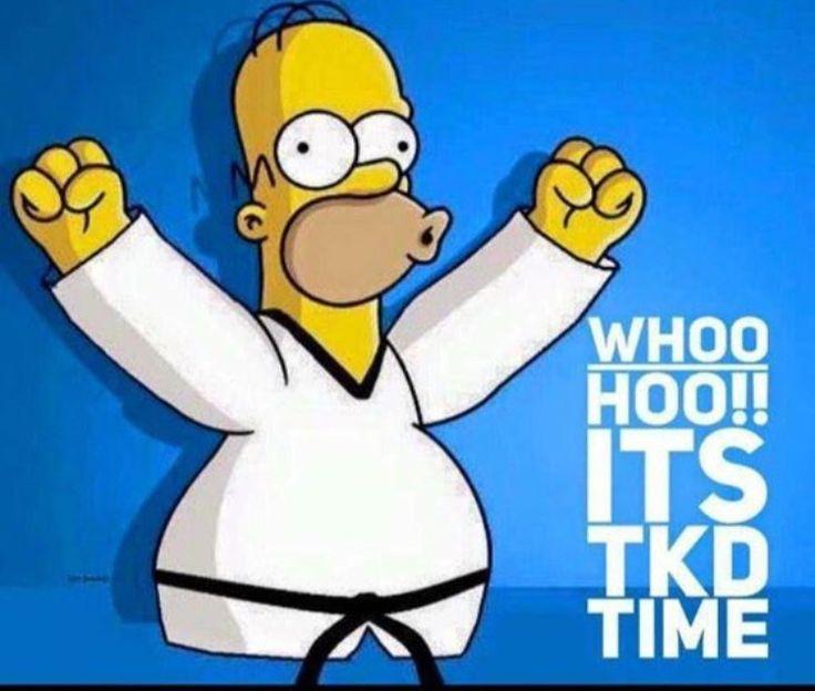 Woo Hoo! TKD!