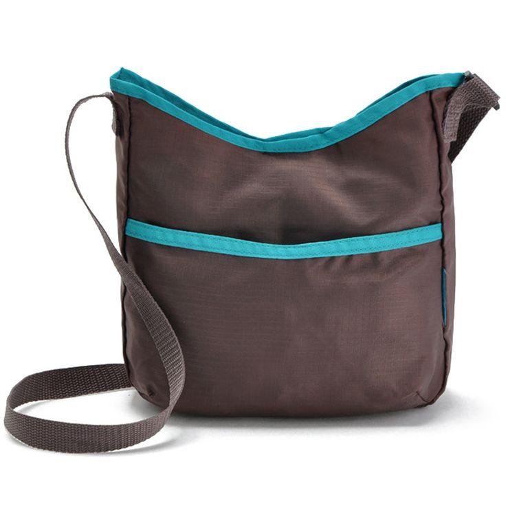 2016 New female nylon casual hobos bags ultralight women messenger bag summer shoulder crossbody bag Sac A Main XJ388 #clothing,#shoes,#jewelry,#women,#men,#hats,#watches,#belts,#fashion,#style
