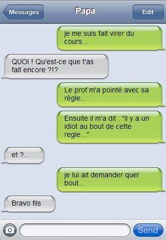 ahah Bonne rentrée des classes ! Pronouns!!!. Plus d'images drôles disponibles sur www.drolementvotre.com