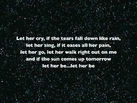 """""""Let Her Cry"""" - Hootie and the Blowfish"""