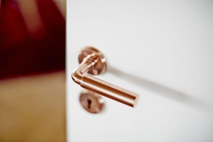 Dörrhandtag A400 inkl. nyckelskylt