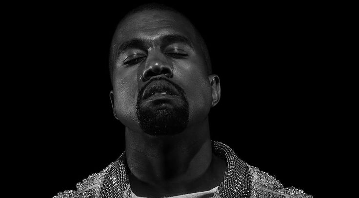 """Art at its finest. Kim Kardashian cries alongside her husband, Kanye West, in his new music video for the track """"Wolves"""". The rapper dropped the video for his new single, taken from his latest album The Life of Pablo, on his official Vevo account. In the video, which was shot on black-and-white film and features Sia and Vic Mensa, models strut their stuff while decked out in Olivier Rousteing's Balmain designs."""