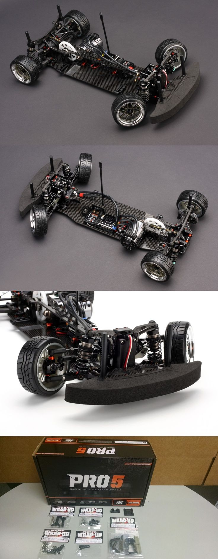 "Other Models and Kits 774: Rwd 2Wd Rc Drift Chassis ""Futaba Savox"" (Wrap Up Next) -> BUY IT NOW ONLY: $249 on eBay!"