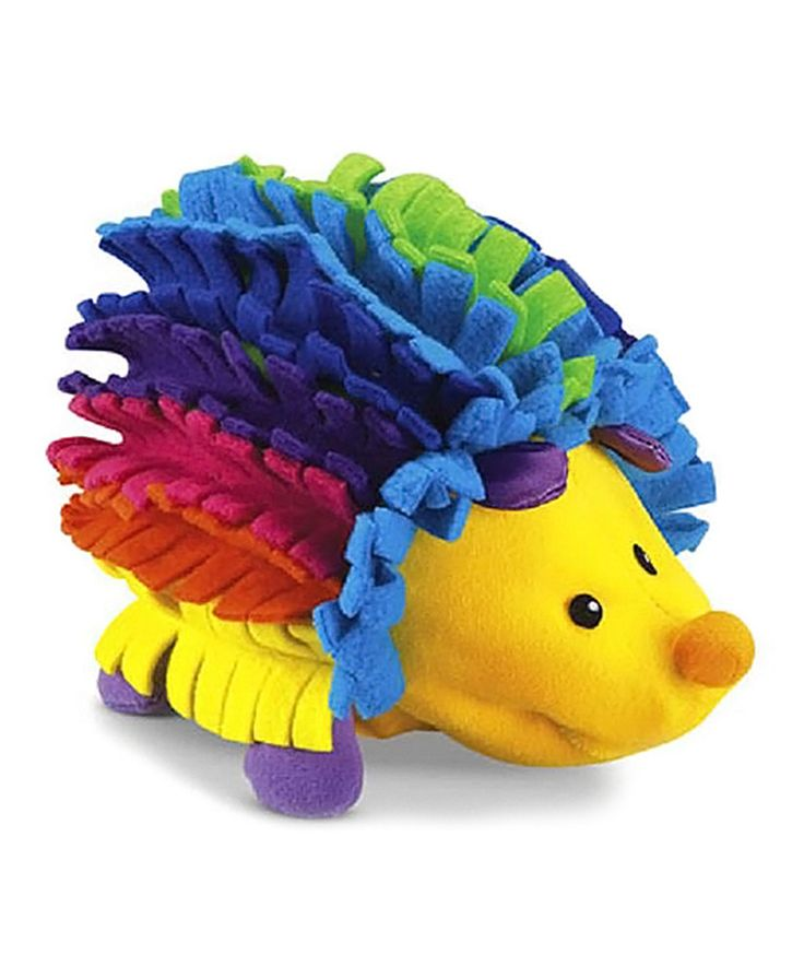 Look what I found on #zulily! Fisher Price Snuggle & Cuddle Hedgehog by Fisher-Price #zulilyfinds