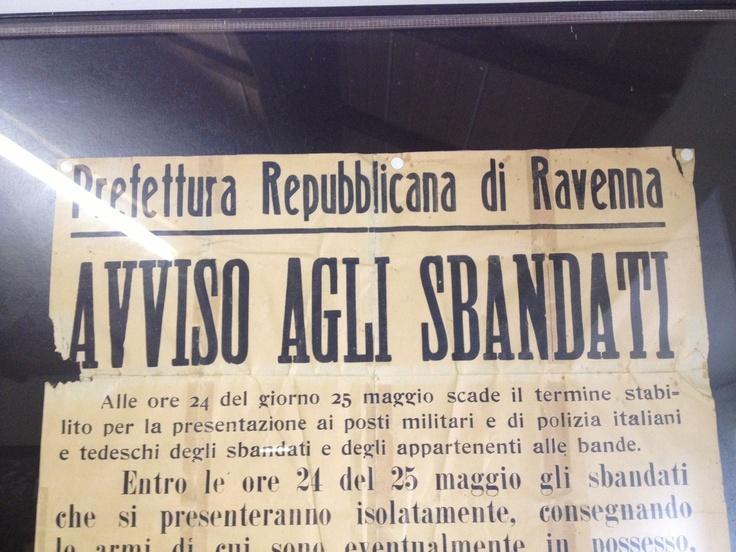Museo della Resistenza di #camalanca #invasionidigitali #25aprile