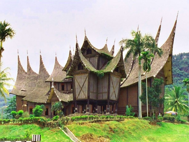 Gadang House - West Sumatra