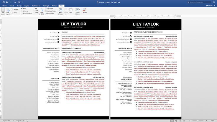 25  unique functional resume template ideas on pinterest
