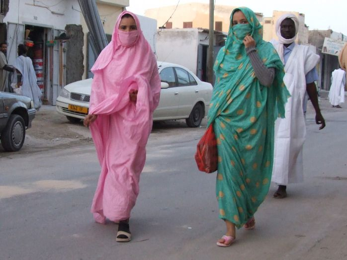 mauritania traditional clothing google search world