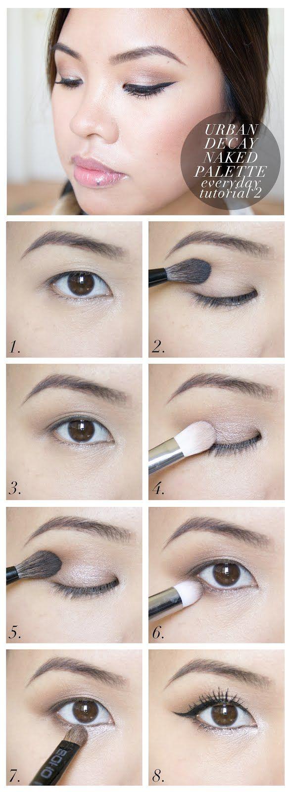 Maquiagem fácil Passo a Passo - Blog Cris Felix