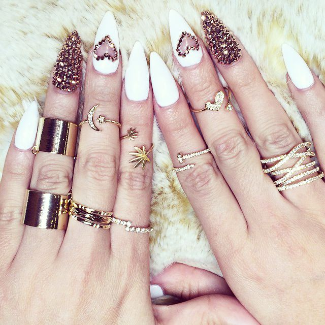 These rings are all so beautiful!