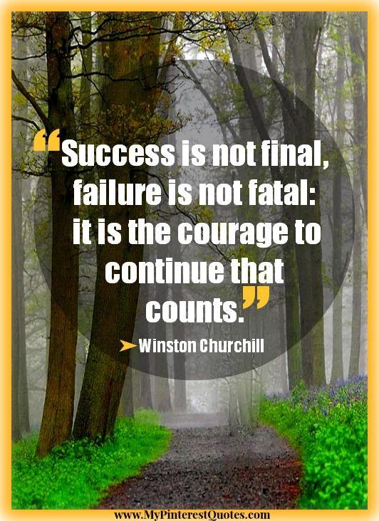 So true! #quotes #success #business #winstonchurchill