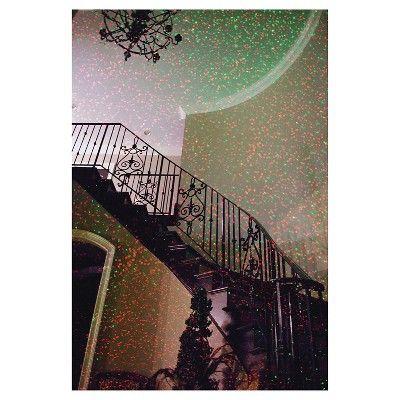 As Seen on TV Star Shower Motion Laser Light Projector,
