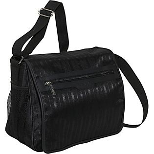 Sachi Insulated Lunch Bags Style 49 Messenger Lunch Tote - eBags.com