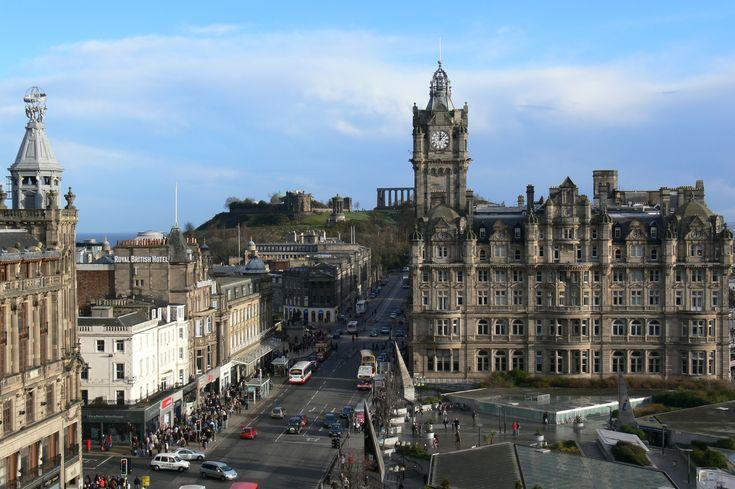 Scotland ....Edinberg..!!!