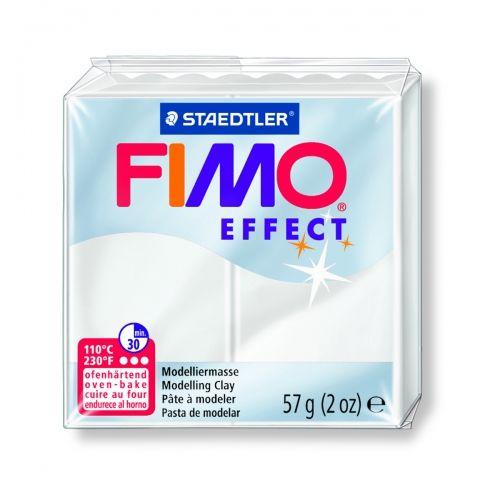 FIMO EFFECT - incolore translucide - n°14 - 57g - Loisirs Créatifs Pâte Fimo Effect