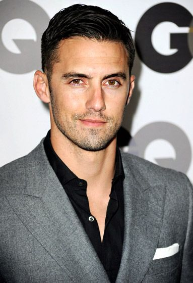 Milo Ventimiglia has gotten better with age. Holy moly.