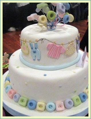 tortas artesanales: mi primer cumple