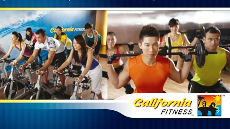 Pin On California Ca La Fitness Locations