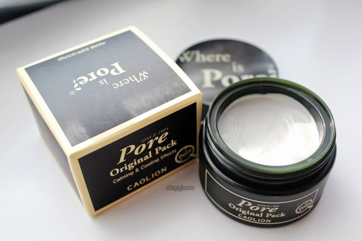 Minimizes your pores!