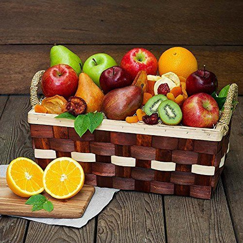 Simply Fruit Basket - The Fruit Company -- Unbelievable product right here! : Gift Baskets