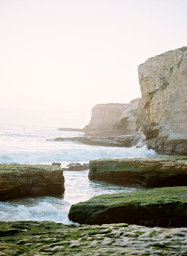 Bonny Doon Beach North Of Santa Cruz Has Been A Nudist Beach For Decades Photo Brumley Wells California Bred N Born Pinterest Seaside