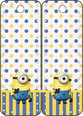 Minions bookmark